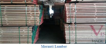 08 Meranti Lumber